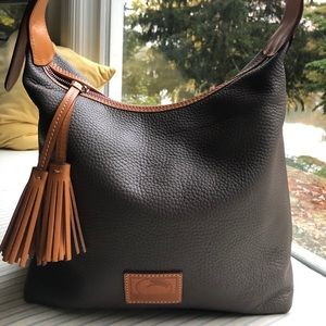 Dooney & Bourke pebble grain